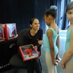 Misty Copeland Balances the Role of Ballerina Activist in Under Armour Stance