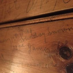 Stairwell Notes In Ont. House Offer Look Into 1800s Canadian Life